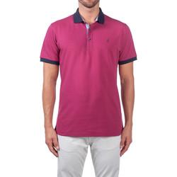 Îmbracaminte Bărbați Tricou Polo mânecă scurtă Navigare NV82124 Violet
