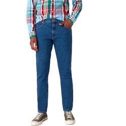 Îmbracaminte Bărbați Jeans slim Wrangler W18SHR36B Albastru