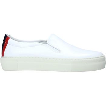 Pantofi Bărbați Pantofi Slip on Tommy Hilfiger FM0FM02748 Alb