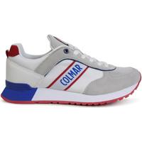 Pantofi Bărbați Pantofi sport Casual Colmar TRAVIS R Alb