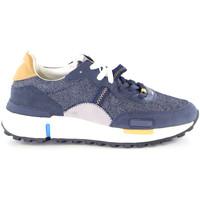 Pantofi Bărbați Pantofi sport Casual Wrangler WM01123A Albastru
