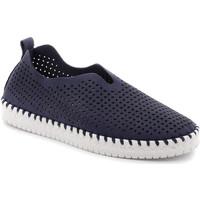 Pantofi Femei Pantofi Slip on Grunland SC4910 Albastru