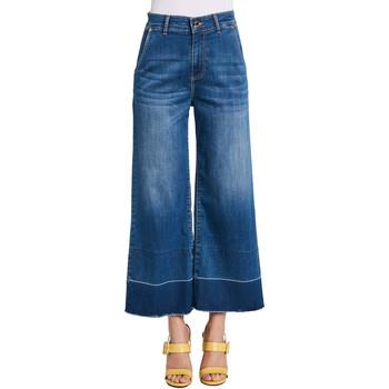 Îmbracaminte Femei Jeans bootcut Gaudi 011BD26030 Albastru