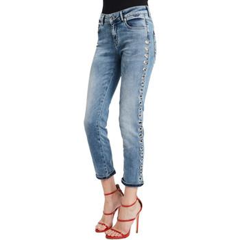 Îmbracaminte Femei Jeans slim Denny Rose 011ND26009 Albastru