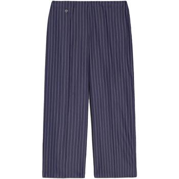 Îmbracaminte Femei Pantaloni trei sferturi NeroGiardini E060151D Albastru