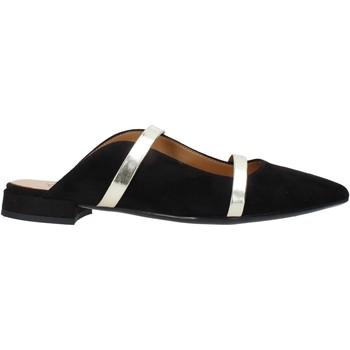 Pantofi Femei Espadrile Grace Shoes 521T041 Negru