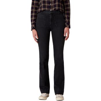 Îmbracaminte Femei Jeans bootcut Wrangler W233JK45A Negru