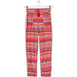Îmbracaminte Copii Pantaloni fluizi și Pantaloni harem Losan 014-9014AL Roșu
