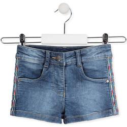 Îmbracaminte Copii Pantaloni scurti și Bermuda Losan 016-6022AL Albastru