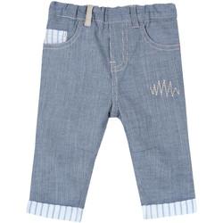Îmbracaminte Copii Pantalon 5 buzunare Chicco 09008117000000 Albastru