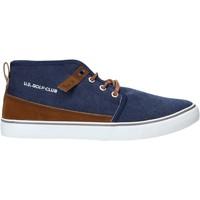Pantofi Bărbați Ghete U.s. Golf S20-SUS112 Albastru