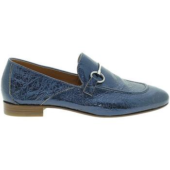 Pantofi Femei Mocasini Mally 6105 Albastru
