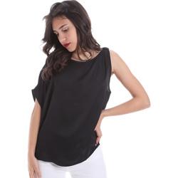 Îmbracaminte Femei Topuri și Bluze Gaudi 011FD45057 Negru