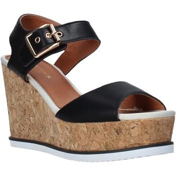 Pantofi Femei Sandale  Lumberjack SW83106 001 Q85 Negru
