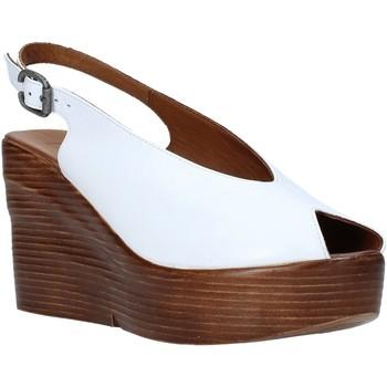 Pantofi Femei Sandale  Bueno Shoes Q6100 Alb
