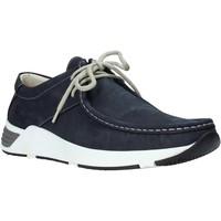 Pantofi Bărbați Pantofi barcă Valleverde 11872 Albastru