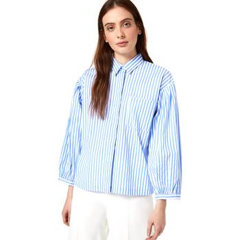 Îmbracaminte Femei Cămăși și Bluze Liu Jo WA0421 T4169 Albastru
