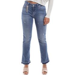 Îmbracaminte Femei Jeans bootcut Liu Jo UA0022 D4448 Albastru