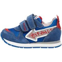 Pantofi Copii Pantofi sport Casual Naturino 2014913 01 Albastru