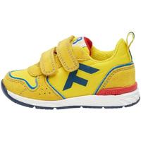Pantofi Copii Pantofi sport Casual Falcotto 2014924 01 Galben