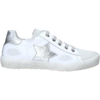 Pantofi Copii Pantofi sport stil gheata Naturino 2014752 02 Alb