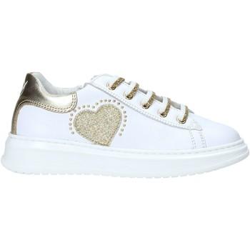 Pantofi Copii Pantofi sport Casual Naturino 2014788 01 Alb