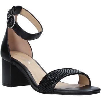 Pantofi Femei Sandale  Apepazza S0MELODY07/MES Negru