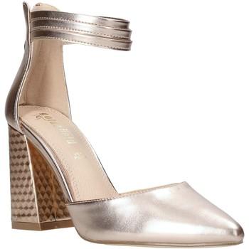 Pantofi Femei Pantofi cu toc Gold&gold A20 GD218 Roz
