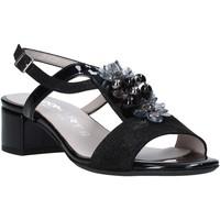 Pantofi Femei Sandale  Comart 083308 Negru