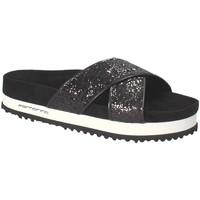 Pantofi Femei Papuci de vară Fornarina PE18SA2914 Negru