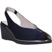 Pantofi Femei Sandale  Comart 4D3415 Albastru