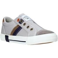 Pantofi Copii Pantofi sport Casual Fred Mello S20-SFK305 Gri
