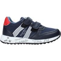 Pantofi Băieți Pantofi sport Casual Fred Mello S20-SFK318 Albastru