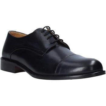 Pantofi Bărbați Pantofi Derby Exton 6013 Negru
