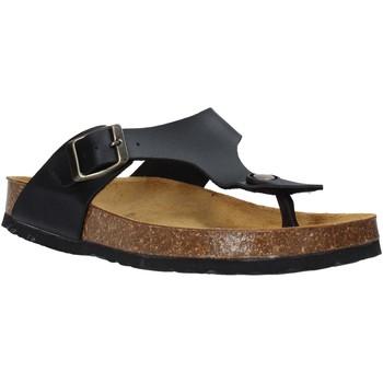 Pantofi Copii  Flip-Flops Bamboo BAM-222 Negru