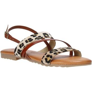 Pantofi Femei Sandale  Jeiday JUNGLA-SALLY Maro