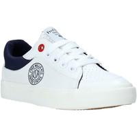 Pantofi Copii Pantofi sport Casual Fred Mello S20-SFK306 Alb