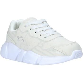Pantofi Copii Pantofi sport Casual Miss Sixty S20-SMS737 Alb