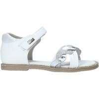 Pantofi Fete Sandale  Miss Sixty S20-SMS752 Alb