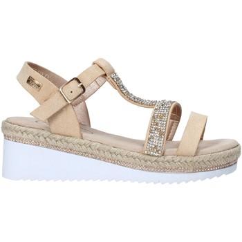 Pantofi Fete Sandale  Miss Sixty S20-SMS785 Aur