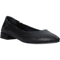 Pantofi Femei Balerin și Balerini cu curea Mally 6184N Negru
