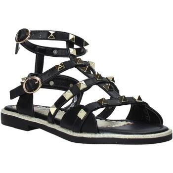 Pantofi Fete Sandale  Joli JT0079S Negru