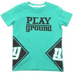Îmbracaminte Copii Tricouri mânecă scurtă Melby 70E5544 Verde