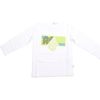 Îmbracaminte Copii Tricouri cu mânecă lungă  Melby 70C5524 Alb