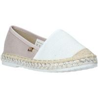 Pantofi Fete Espadrile Miss Sixty S20-SMS704 Alb