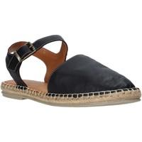 Pantofi Femei Sandale  Bueno Shoes 9J322 Negru