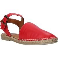 Pantofi Femei Sandale  Bueno Shoes 9J322 Roșu