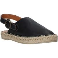 Pantofi Femei Sandale  Bueno Shoes L2901 Negru