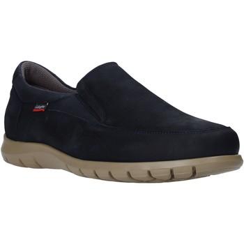 Pantofi Bărbați Mocasini CallagHan 81311 Albastru