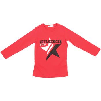 Îmbracaminte Copii Tricouri cu mânecă lungă  Melby 70C5615 Roșu